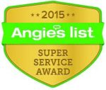 Angie's Super Service Award 2015